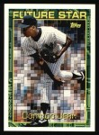 1994 Topps #212  Domingo Jean  Front Thumbnail
