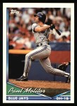 1994 Topps #540  Paul Molitor  Front Thumbnail