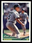 1994 Topps #659  Bret Boone  Front Thumbnail