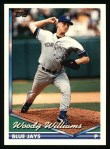 1994 Topps #668  Woody Williams  Front Thumbnail