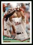 1994 Topps #692  Mickey Morandini  Front Thumbnail
