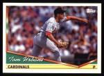 1994 Topps #83  Tom Urbani  Front Thumbnail