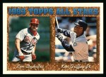 1994 Topps #388   -  Ken Griffey  Jr. /  Lenny Dykstra All-Star Front Thumbnail
