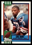 1990 Topps #53  Carl Banks  Front Thumbnail