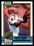 1990 Topps #279  Rodney Holman  Front Thumbnail