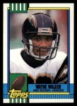 1990 Topps #392  Wayne Walker  Front Thumbnail