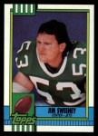 1990 Topps #452  Jim Sweeney  Front Thumbnail