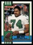 1990 Topps #97  Mike Pitts  Front Thumbnail