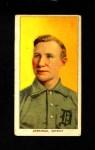 1909 T206 POR Hughie Jennings  Front Thumbnail