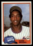 1981 Topps Traded #742 T Hubie Brooks  Front Thumbnail