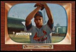 1955 Bowman #75  Brooks Lawrence  Front Thumbnail