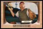 1955 Bowman #18  Stan Lopata  Front Thumbnail