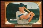 1955 Bowman #132 ERR Harvey Kuenn  Front Thumbnail