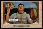 1955 Bowman #34  Clint Courtney  Front Thumbnail