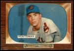 1955 Bowman #144  Art Houtteman  Front Thumbnail