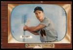 1955 Bowman #166  Jim Busby  Front Thumbnail