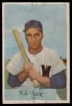 1954 Bowman #72  Eddie Yost  Front Thumbnail