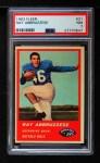 1963 Fleer #31  Ray Abruzzese  Front Thumbnail