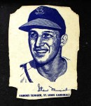1951 Wheaties #4  Stan Musial  Front Thumbnail