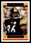 2006 Topps #56  Jerome Bettis  Front Thumbnail