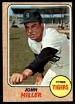 1968 Topps #307  John Hiller  Front Thumbnail