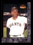 2001 Topps American Pie #92  Willie McCovey  Front Thumbnail