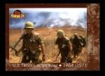 2001 Topps American Pie #125   U.S. Troops in Vietnam Front Thumbnail