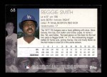 2001 Topps American Pie #68  Reggie Smith  Back Thumbnail