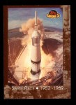 2001 Topps American Pie #126   Space Race Front Thumbnail