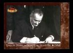 2001 Topps American Pie #122   Lyndon Johnson Signs Front Thumbnail