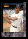 2001 Topps American Pie #60  Mickey Rivers  Front Thumbnail