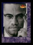 2001 Topps American Pie #150  Malcolm X  Front Thumbnail