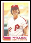 2010 Topps Cards Your Mom Threw Out #89 CMT Steve Carlton  Front Thumbnail
