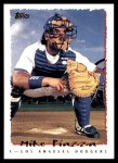 2010 Topps Cards Your Mom Threw Out #44 CMT Mike Piazza  Front Thumbnail
