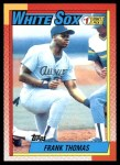 2010 Topps Cards Your Mom Threw Out #39 CMT Frank Thomas  Front Thumbnail