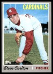 2010 Topps Cards Your Mom Threw Out #19 CMT Steve Carlton  Front Thumbnail