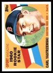 2010 Topps Cards Your Mom Threw Out #9 CMT Carl Yastrzemski  Front Thumbnail