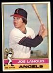 1976 Topps #612  Joe Lahoud  Front Thumbnail
