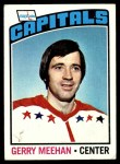 1976 Topps #35  Gerry Meehan  Front Thumbnail