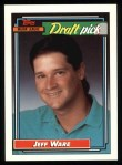 1992 Topps #414  Jeff Ware  Front Thumbnail