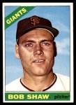 1966 Topps #260  Bob Shaw  Front Thumbnail