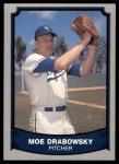 1989 Pacific Legends #215  Moe Drabowsky  Front Thumbnail