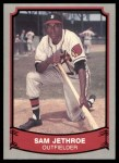 1989 Pacific Legends #206  Sam Jethroe  Front Thumbnail