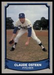 1989 Pacific Legends #132  Claude Osteen  Front Thumbnail