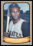 1989 Pacific Legends #135  Roberto Clemente  Front Thumbnail