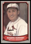 1989 Pacific Legends #148  Rogers Hornsby  Front Thumbnail