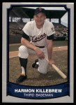 1989 Pacific Legends #163  Harmon Killebrew  Front Thumbnail