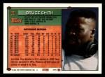 1994 Topps #30  Bruce Smith  Back Thumbnail