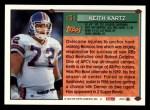 1994 Topps #131  Keith Kartz  Back Thumbnail