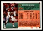 1994 Topps #237  J.J. Birden  Back Thumbnail